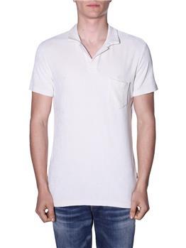 T-shirt orlebar brown spugna CONCHIGLIA