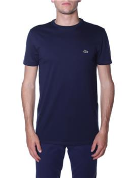 T-shirt lacoste uomo BLU