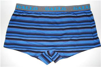 Boxer gallo rigato multicolor NAVY TIRRENO