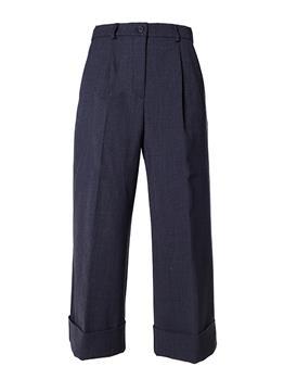 Pantalone semicouture GRIGIO ANTRACITE