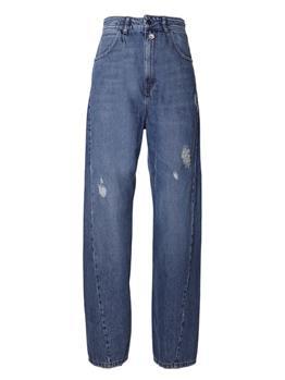 Jeans semicouture elsie STONEWASH