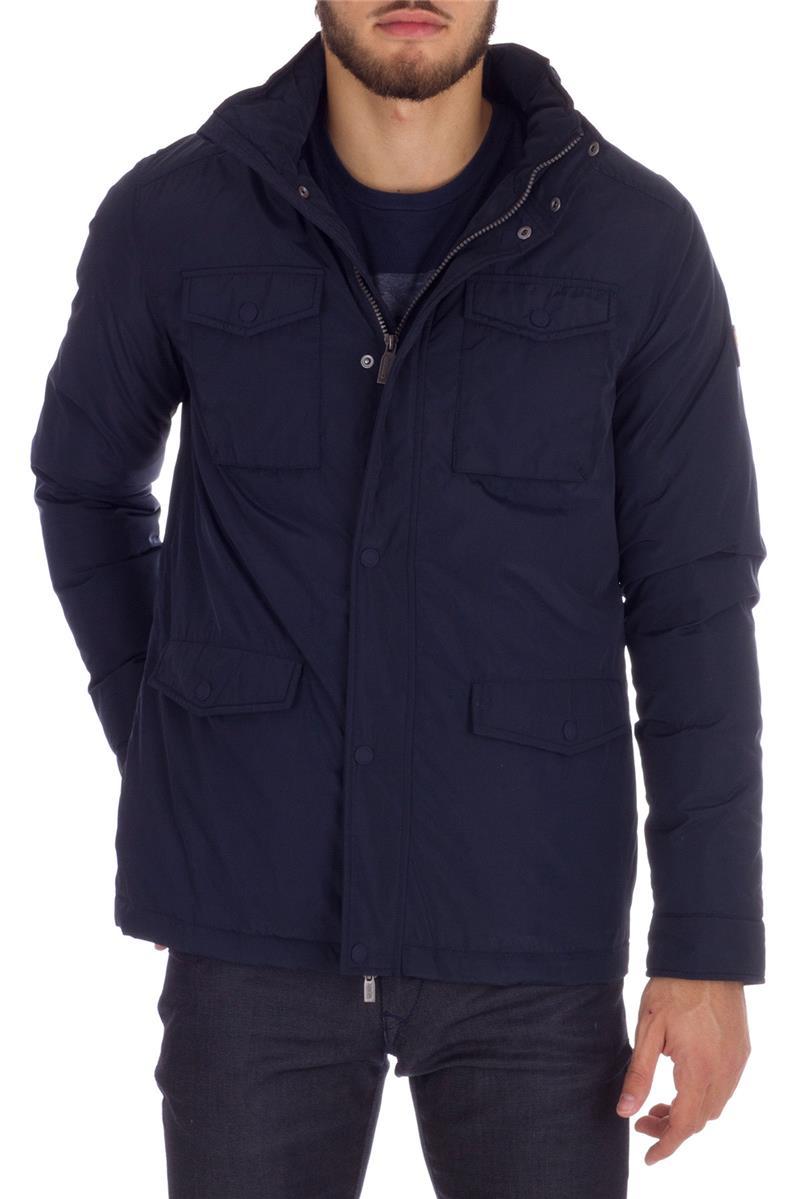 ... Piumino ciesse field jacket BLU - gallery 2 ... 1598384fd7f
