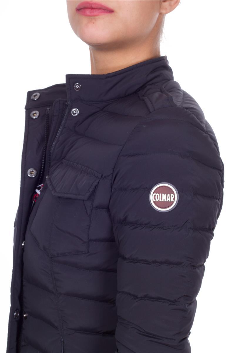 brand new bdce8 41f19 Piumino colmar giacca donna NERO