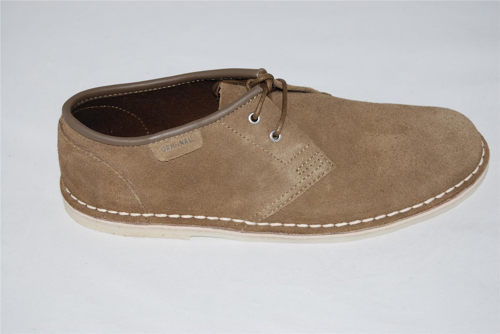outlet store 4e521 61436 Clarks desert boot bassa VERDE MILITARE