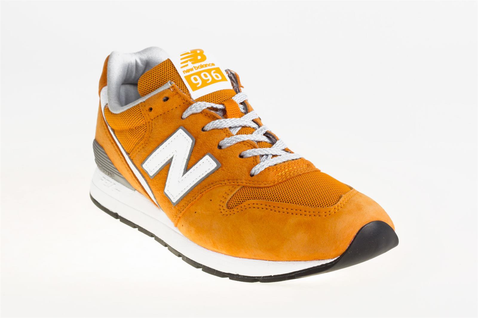 new balance 996 uomo orange