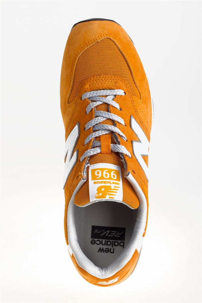 new balance arancione 996
