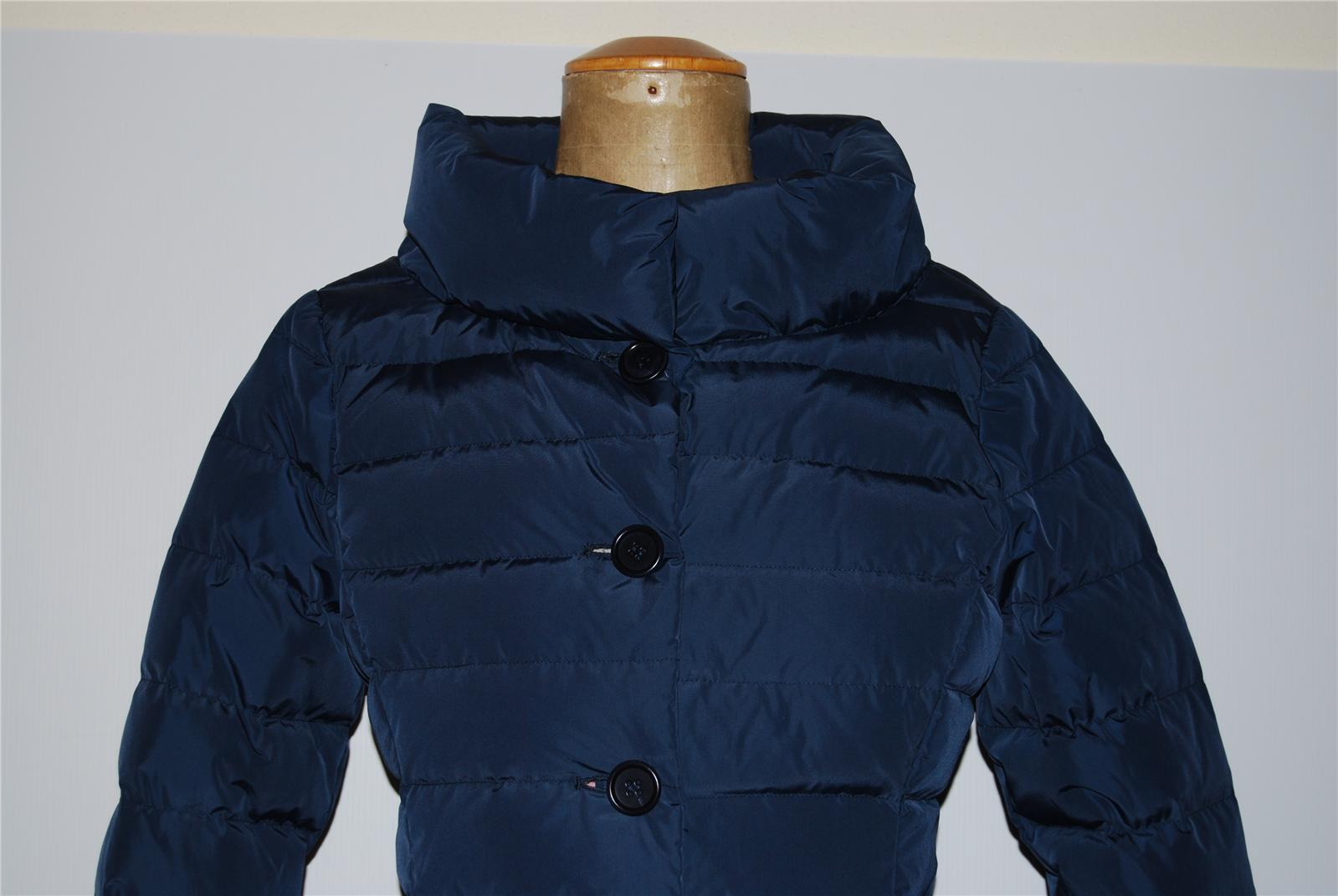 on sale 6accb aac90 PIUMINO ASPESI DONNA LUNGO BLU Q2