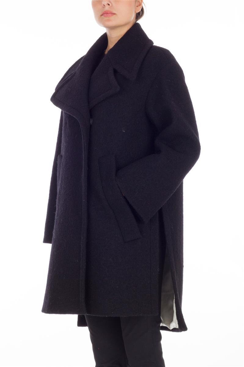 low priced 8f0ab e4f8c Cappotto il cappottino NERO